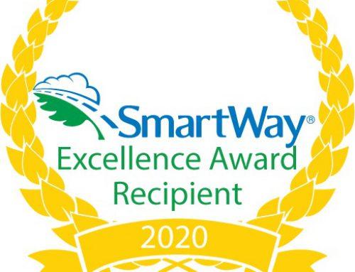 SmartWay Excellence Award Recipient
